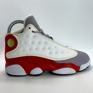 """Youth 2014 Nike Jordan 13 Retro BP """"Grey Toe"""""""